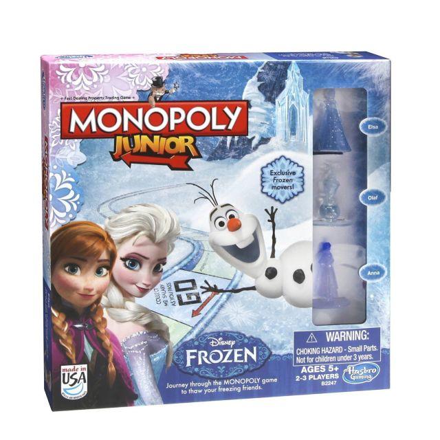 Joc Monopoly Junior,Frozen