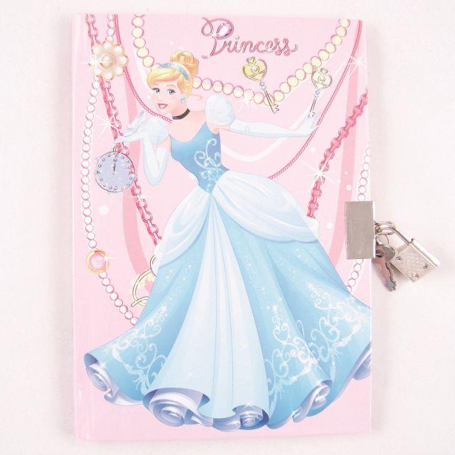 Agenda cu lacat,Princess