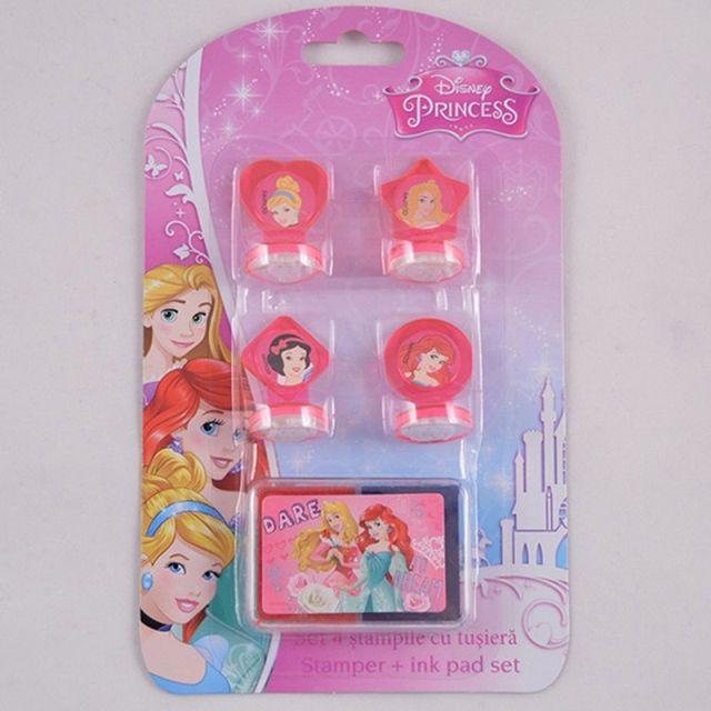 Stampile 4buc/set,Princess