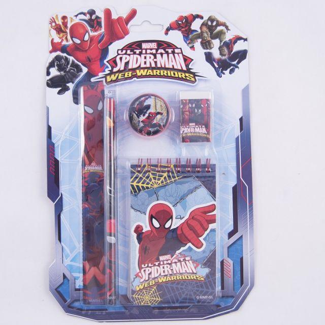 Set instrumente cu notes,Spiderman