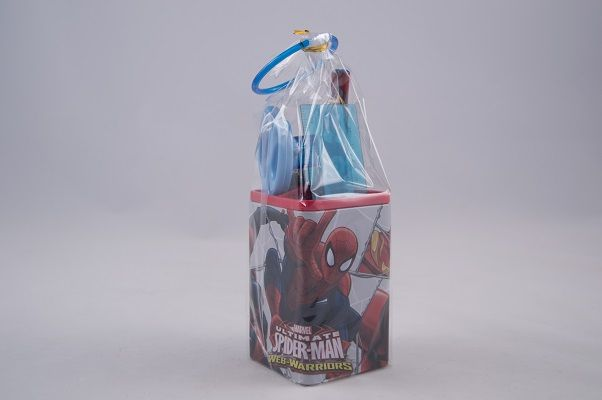 Suport instrumente,echipat,Spiderman