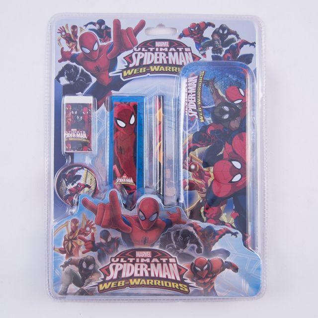 Penar metalic echipat,Spiderman