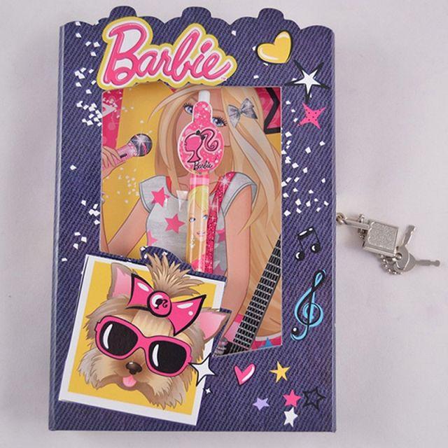 Jurnal secret Barbie