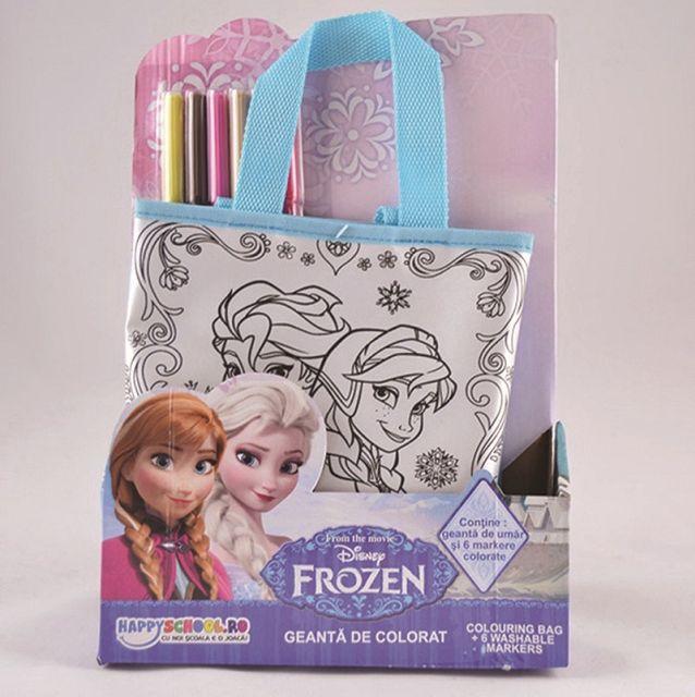 Set creatie geanta mana,Frozen