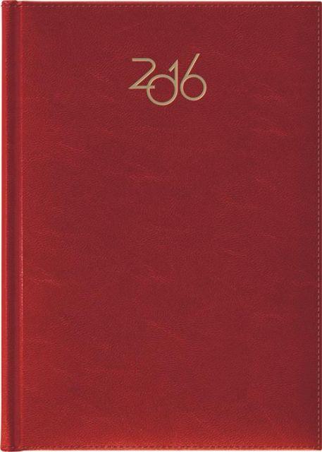 Agenda A4,datata,ArtiLux,h.ivory,rosu