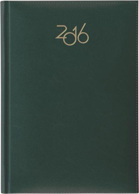 Agenda A4,datata,ArtiLux,h.ivory,verde