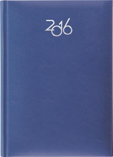 Agenda A4,datata,ArtiLux,h.ivory,albastru