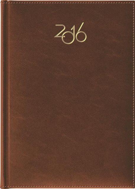Agenda A4,datata,ArtiLux,h.ivory,maro