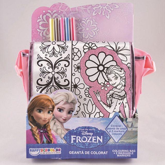 Set creatie geanta umar,Frozen