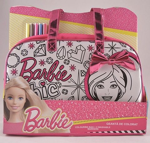 Set creatie geanta umar,Barbie