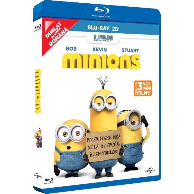 BD: MINIONS - MINIONI