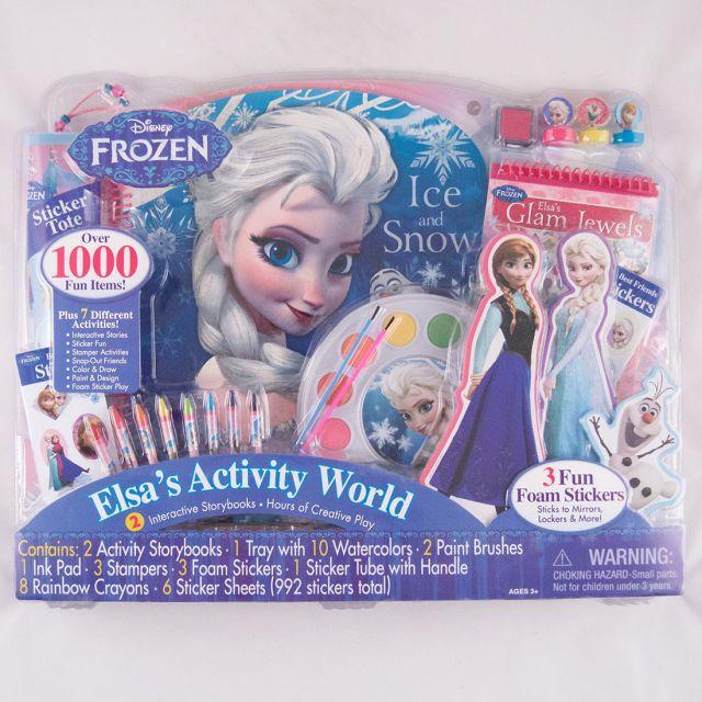 Set creativ,1000 piese,Frozen
