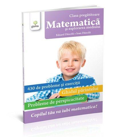 MATEMATICA CLASA PREGATITOARE / COLECTIA MATEMATICA