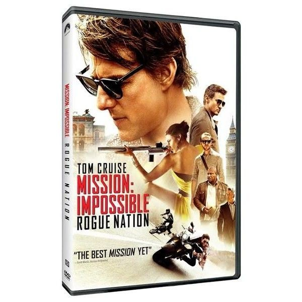 MISSION IMPOSSIBLE 5 ROGUE NATION - MISIUNE IMPOSIBILA NATIUNEA SECRETA