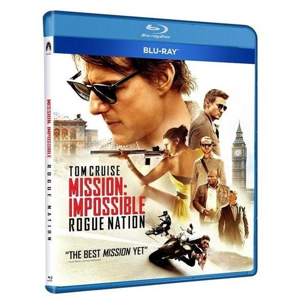 BD: MISSION IMPOSSIBLE 5 ROGUE NATION - MISIUNE IMPOSIBILA NATIUNEA SECRETA