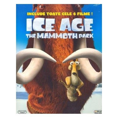 BD: ICE AGE A MAMMOTH PACK - ICE AGE A MAMMOTH PACK