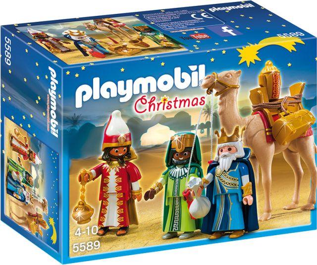 Playmobil-Cei trei Magi