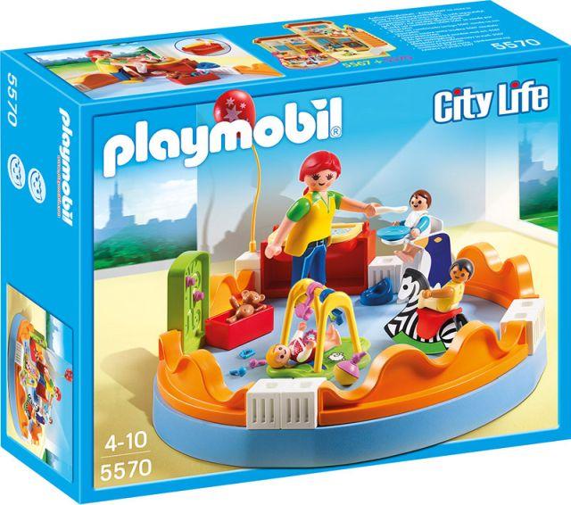 Playmobil-Grup de joaca