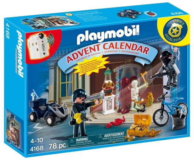 Playmobil-Calendar de Craciun