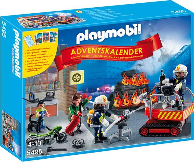 Playmobil-Calendar Craciun,Operatiune salvare