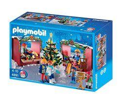 Playmobil-Piata de Craciun