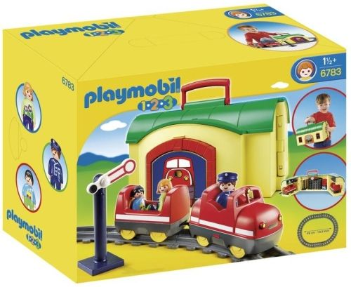 Playmobil-Tren mobil
