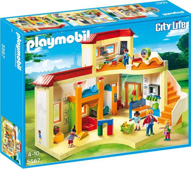 Playmobil-Cresa raza soarelui