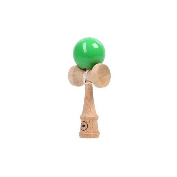 Kendama Play Pocket K, verde