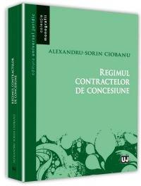 REGIMUL CONTRACTELOR DE CONCESIUNE