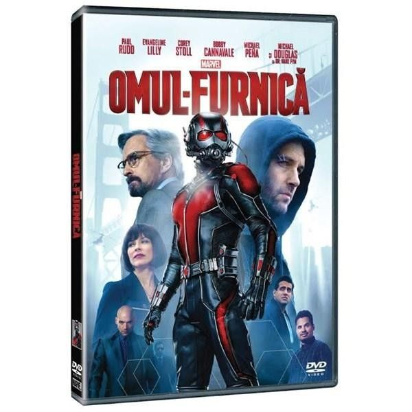 ANT MAN - OMUL FURNICA