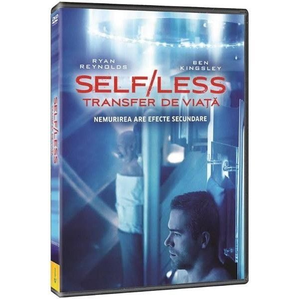 SELF/LESS - TRANSFER DE VIATA