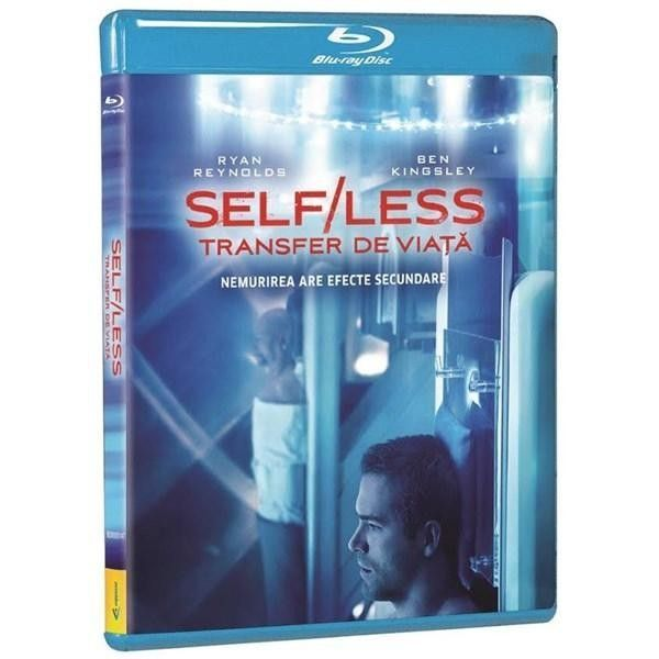 BD: SELF/LESS - TRANSFER DE VIATA
