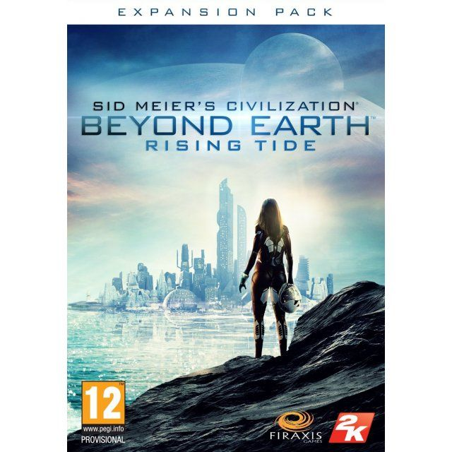 CIVILIZATION BEYOND EARTH THE RISING TIDE - PC