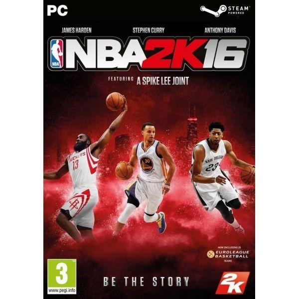 NBA 2K16 (CODE IN A BOX) - PC
