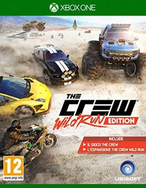 THE CREW WILD RUN EDITION - XBOX ONE