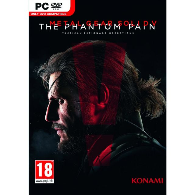 METAL GEAR SOLID 5 THE PHANTOM PAIN D1 EDITION - PC