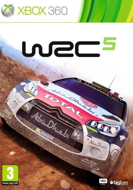 WRC 5 - XBOX360