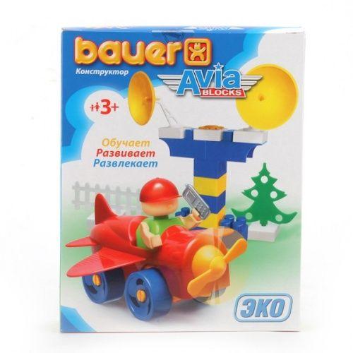 Bauer-Constructie,miniset,div....