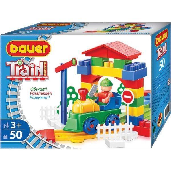 Bauer-Constructie Tren,50pcs