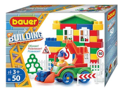 Bauer-Constructie Santier,50pcs