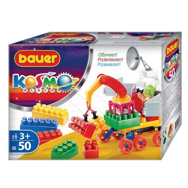 Bauer-Constructie statie spatiala,50pcs