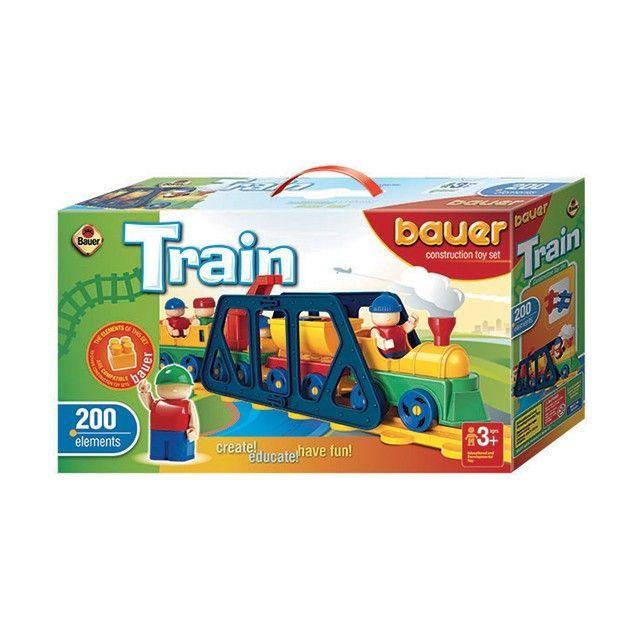Bauer-Constructie Tren,200
