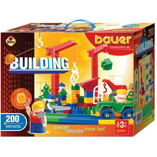 Bauer-Constructie Santier,200pcs