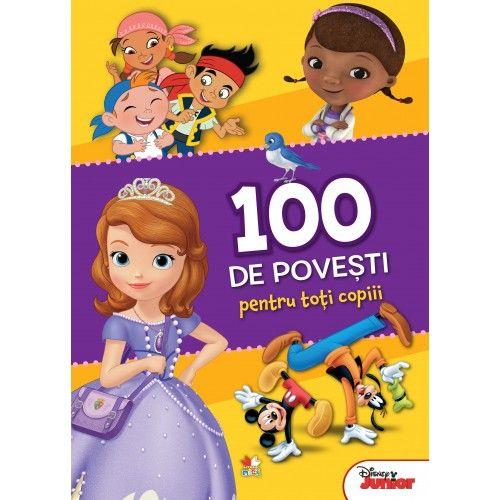 DISNEY. 100 DE POVESTI PENTRU TOTI COPIII. VOL 4