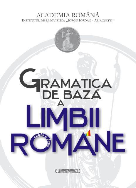 GRAMATICA DE BAZA A LIMBI ROMANE+ CAIET DE EXERCITI