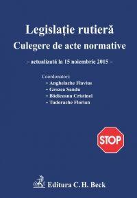 LEGISLATIA RUTIERA EDITIA 12 (ACT 15.11.2015)