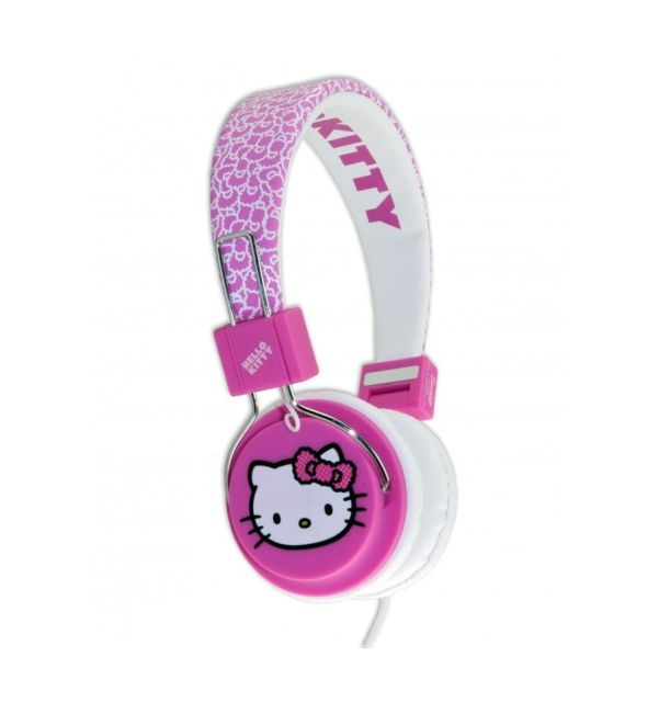 Casti Hello Kitty