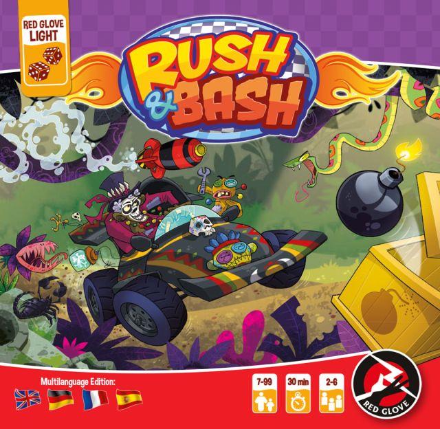 Joc Rush and Bash