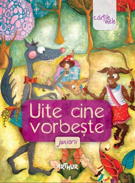 JUNIORII-UITE CINE VORBESTE