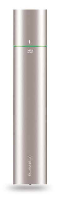 Acumulator portabil Energy Tube 3 in 1, Argintiu